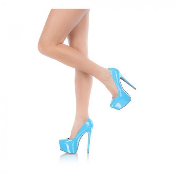 Купить модные туфли на высоком каблуке в подольске