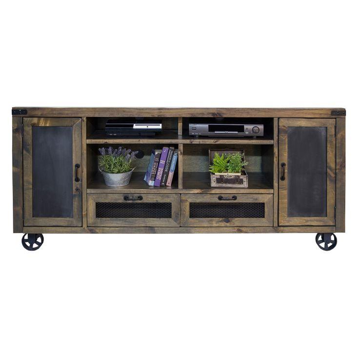 Legends Furniture Cargo TV Console - CO1466.BNW