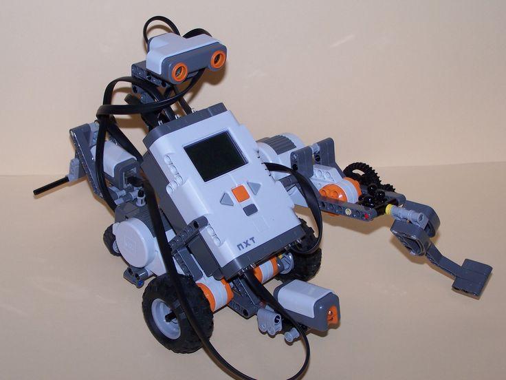 13 Best Robotics Images On Pinterest Lego Nxt Robotics And Robots