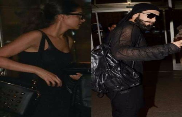 Secret out! Love Birds Ranveer and #Deepika to Celebrate New Year in #Dubai?