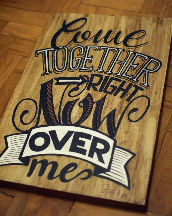 Inspiração Tipográfica #183                                                                                                                                                                                 Mais