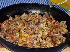 Одноклассники     Куриные желудки 5 рецептов