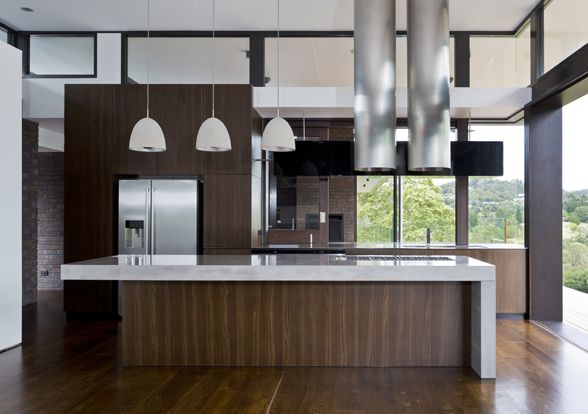 Airlie House, Brisbane by Arkhefield. Photography: Angus Martin
