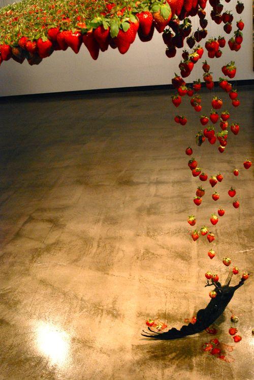 Installation Art | ... curated inspiration: art installation: claire morgan – fallen flesh