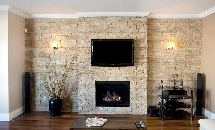 La pierre décorative est une solution idéale pour donner du style à vos murs!