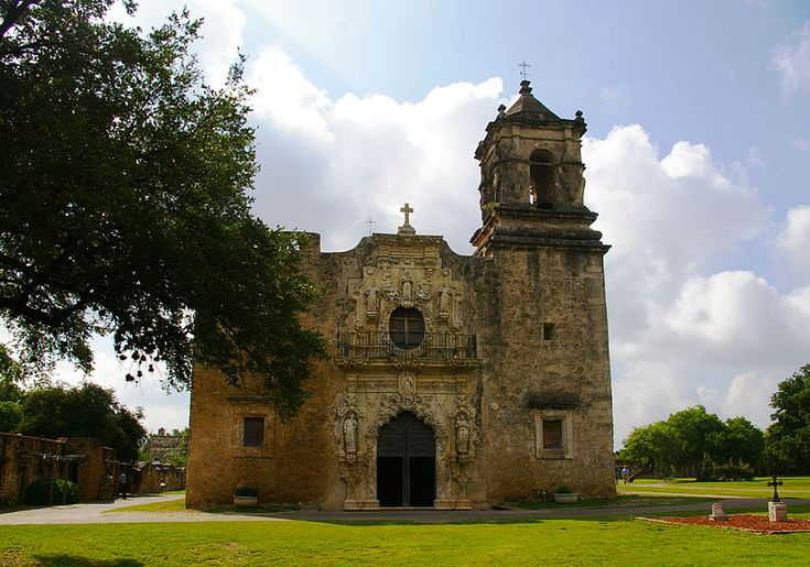 Mission San José y San Miguel de Aguayo was founded by Father Antonio Margil de Jesus in 1720. Approval for its construction was granted in order to serve several Native American groups who would not settle at Mission San Antonio de Valero (the Alamo) because they refused to live with other Native American groups already residing there. As with the other missions, the primary goal of the Spanish missionaries at Mission San José was to convert local Native American groups to Christianity...