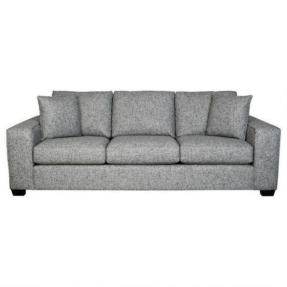 Sophia Furniture Faster Sofa - Davis Silverfox