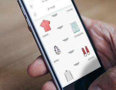 "Check out new work on my @Behance portfolio: ""Wardrobe App"" http://be.net/gallery/60970079/Wardrobe-App"