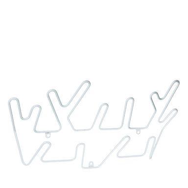 Klädhängare Crown Hanger , vit