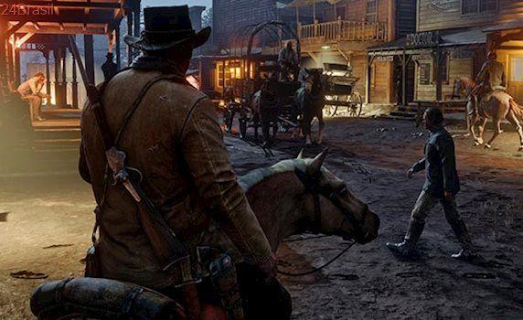 Red Dead Redemption 2 é adiado para 2018, mas ganha novas screenshots