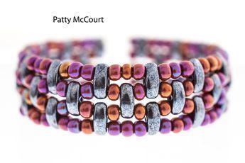The new Cali bead showcased in a bracelet.