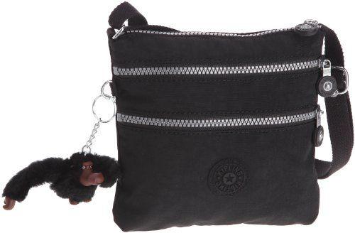Kipling Womens Alvar S Shoulder Bag - Black No description (Barcode EAN = 5415101862238). http://www.comparestoreprices.co.uk/december-2016-4/kipling-womens-alvar-s-shoulder-bag--black.asp