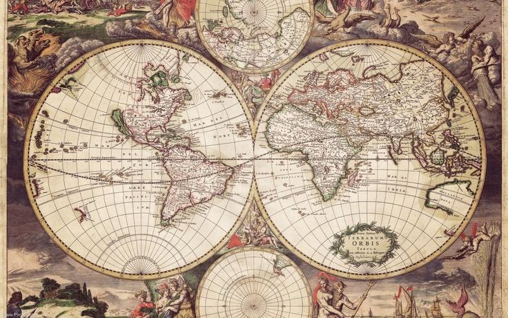 16 best mapamundi images on pinterest mapas antiguos mapamundi y hace unos das me encontr de casualidad cara a cara con un planisferio estaba en la oficina de un profesor de mi facultad para quienes estudiaron gumiabroncs Images