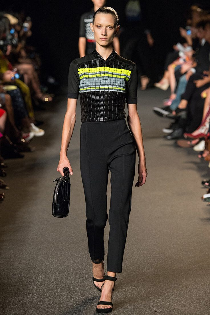 miccarr / Guant Steps 1 inspired by Alexander Wang Spring 2015 RTW http://fqoto.com/fqoto-ss-2015-002-miccarr--giant-steps-1.html
