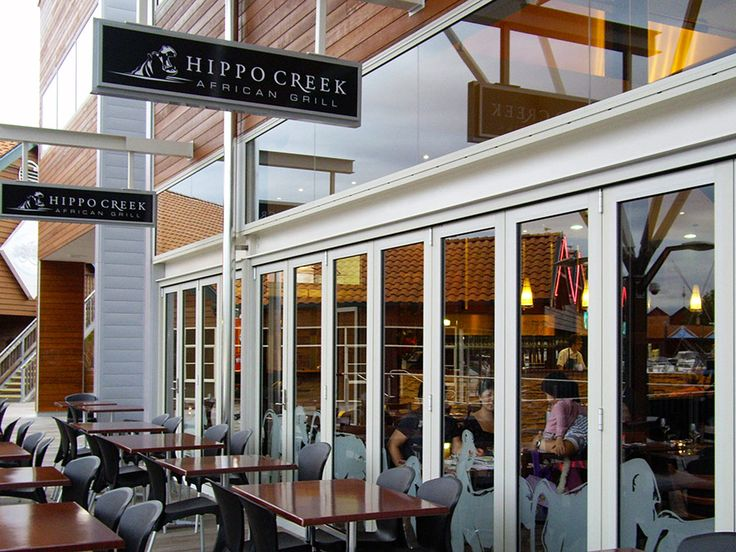Hippo Creek African Grill Bar Restaurant Fit Out Perth