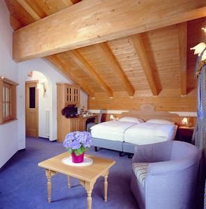 Hotel Casa del Campo camera mansardata
