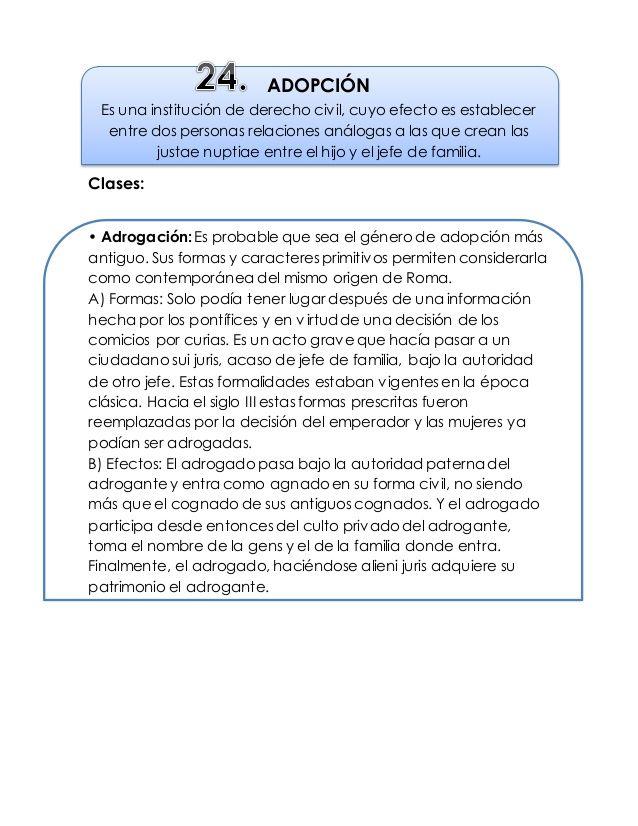 Derecho Romano Mapas Conceptuales