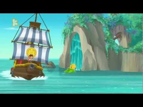 Jake en de Nooitgedachtland Piraten - Intro