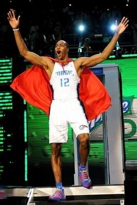 superman aka dwight howard