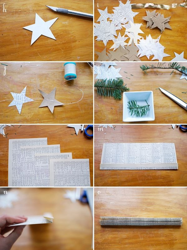 DIY DECOR | Star Garland