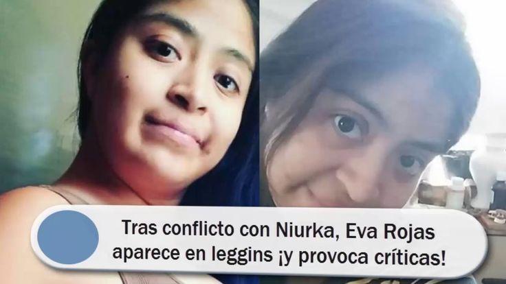 Tras conflicto con Niurka, Eva Rojas aparece en leggins ¡y provoca críti...