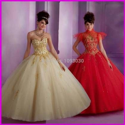 Nice red and gold quinceanera dresses 2018 Check more at http://24myfashion.com/2016/red-and-gold-quinceanera-dresses-2017/