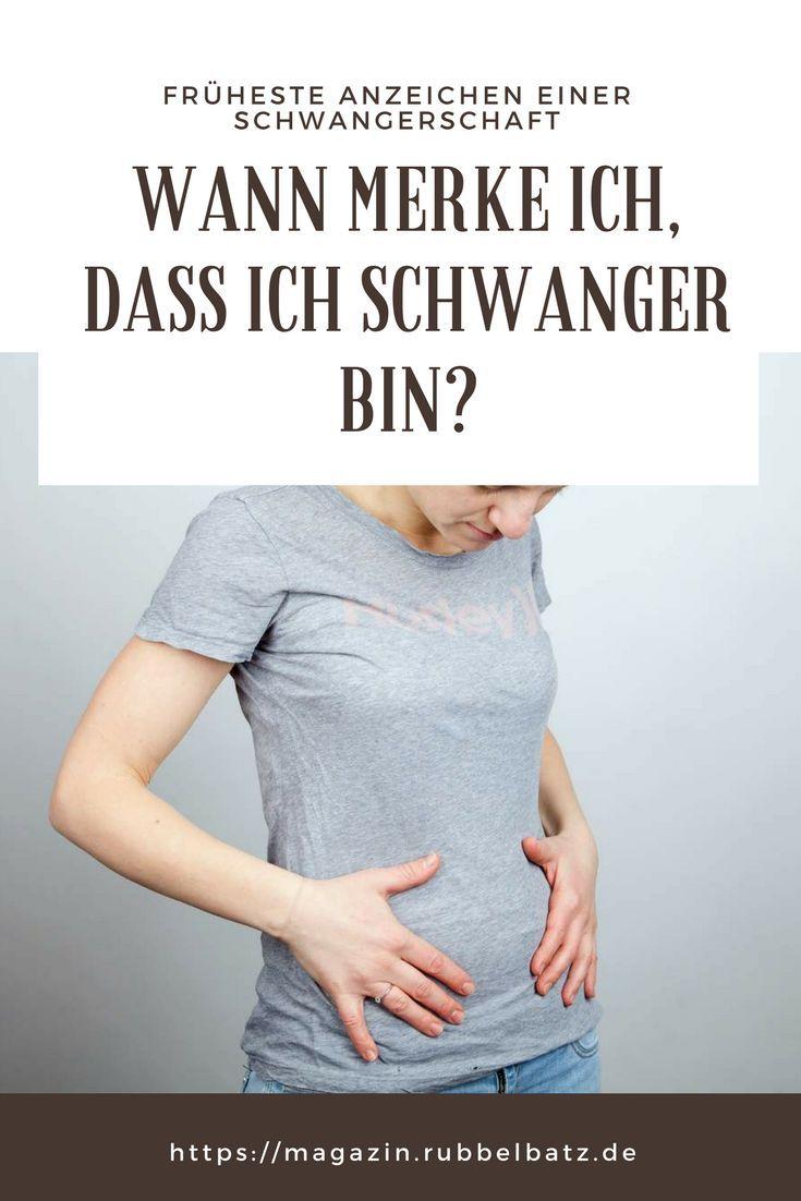 Symptome frühschwangerschaft