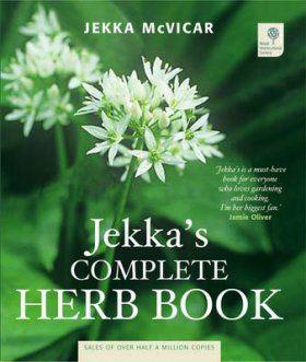 Jekka's Complete Herb Book, Jekka McVicar
