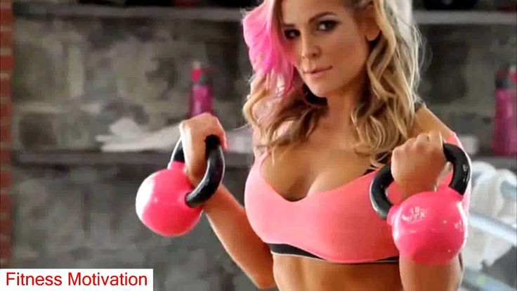 """WWE HOT Divas Workout Motivation - """"Sexy Workout"""""""