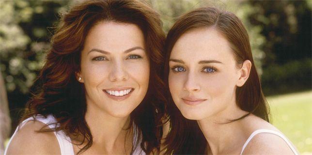 Netflix riporta in tv Una mamma per amica con nuovi episodi. #GilmoreGirls