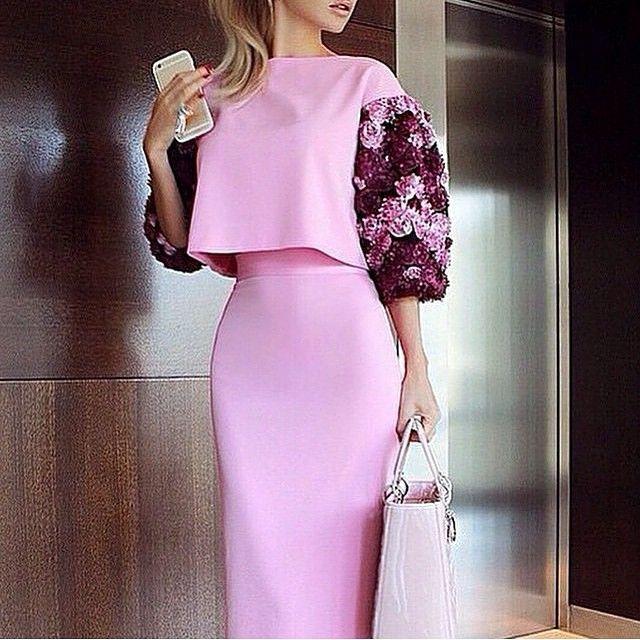 """#modern #dress #white #black #style #streetstyle #heels #bag #fashion"""
