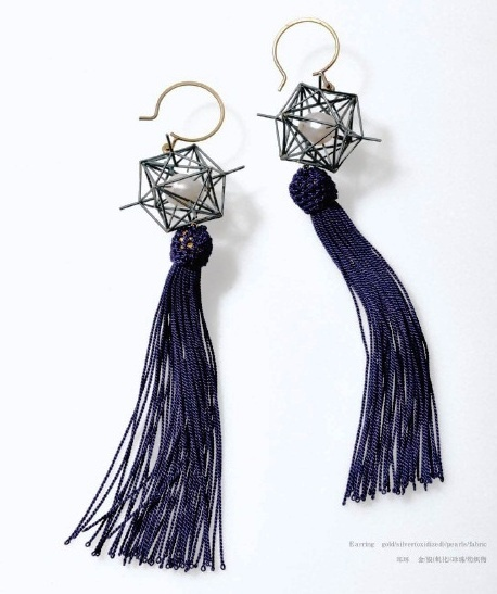 Robean Visschers earrings