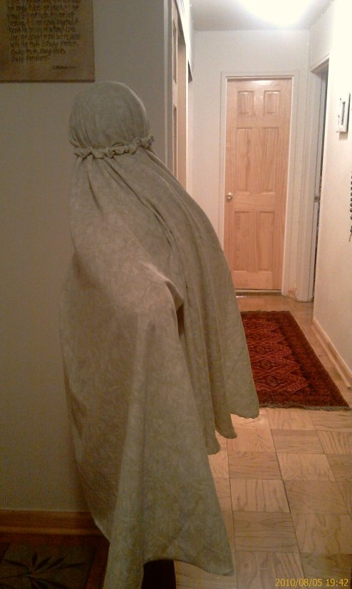 Sew your own prayer garment. Plus other nice ideas on her blog!