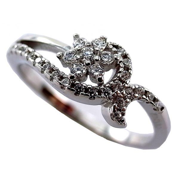 12 best bagues en argent rhodi images on pinterest rings silver ring and infinite. Black Bedroom Furniture Sets. Home Design Ideas