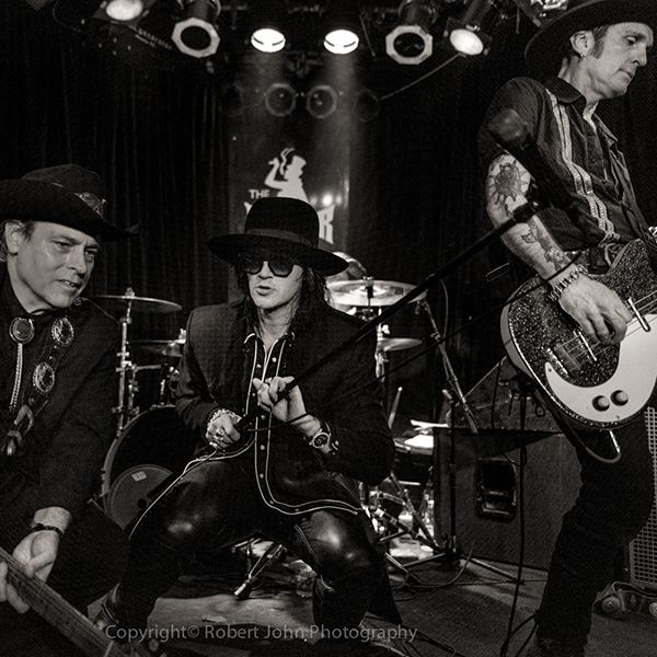 #the69cats at The World Famous #viperroom