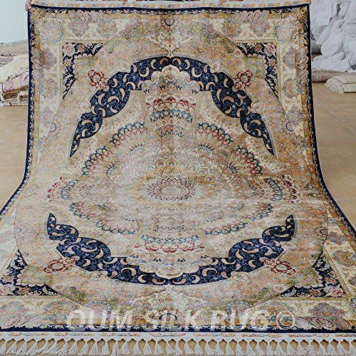 Qum Silk Rug Best Ing Rugs Hand Knotted Traditional K Https
