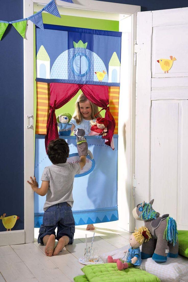 Haba Doorway Puppet Theater.