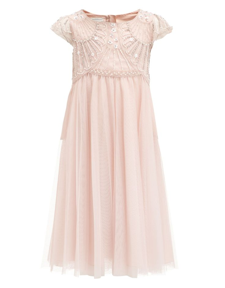 Dress for young bridesmaid? Chantilly Embellished Dress from Monsoon