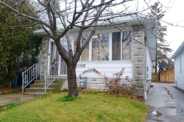 TORONTO DETACHED BUNGALOW W/INCOME POTENTIAL East York Neighbourhood Close to Subway & Transit Fin. Basement w/In-Law Suite & Laundry Separate Entry, Backyard Parking 2 Bdrms on Main, Enclosed Sunroom