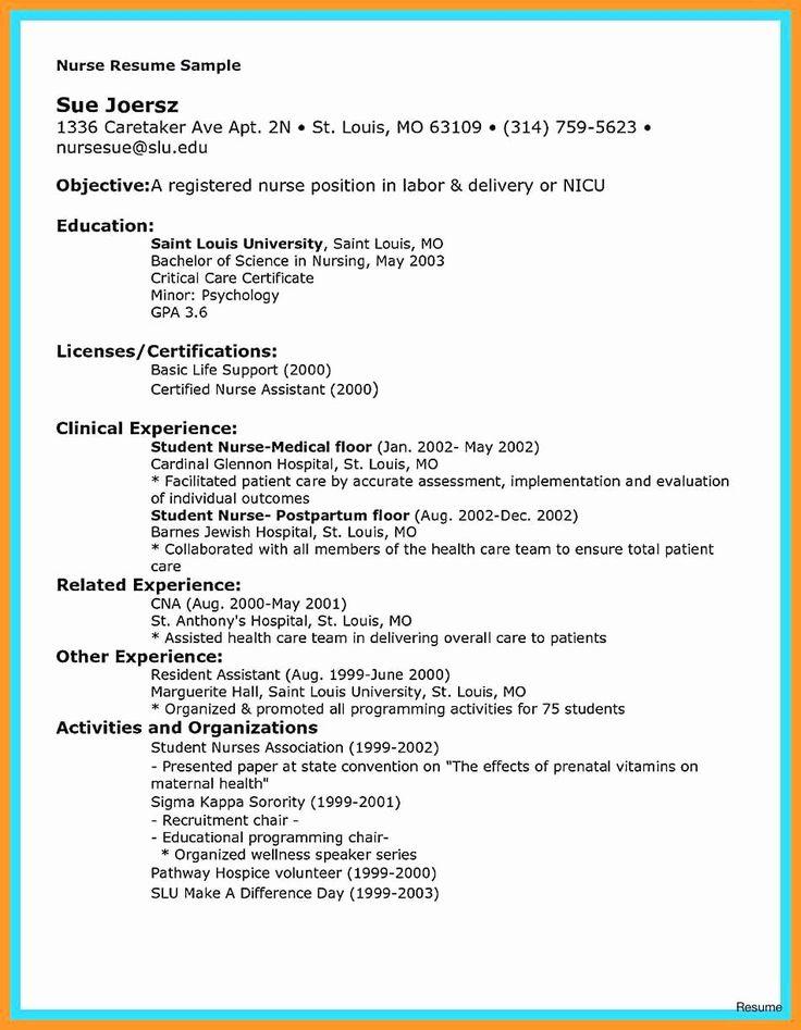 Icu nurse job description resume new 9 10 critical care