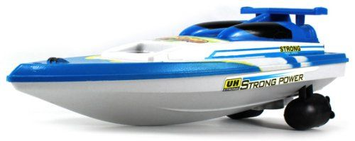 RC Boat Review-Velocity Toys Extreme Sea Wizard Electric RC Speed Boat Full Function RTR Ready To Run Amazon Special  *** click the picture to learn more...