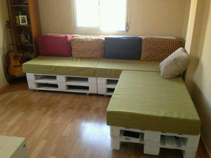 30 best images about sofa cama on pinterest garden for Sofa cama de madera