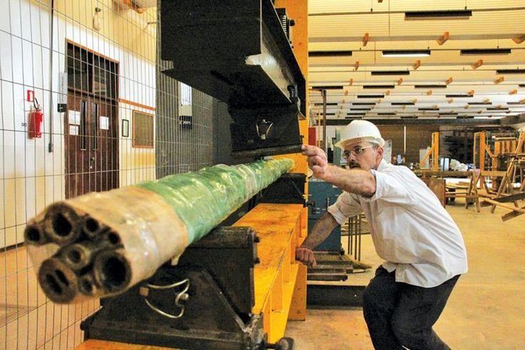 Professor de Engenharia Mecânica da UTFPR desenvolve material composto de bambu e PET descartável