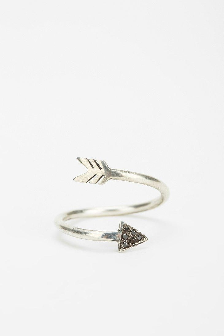 Workhorse Ivo Arrow Ring #urbanoutfitters