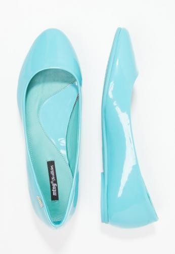 #Mtng ballerine turquesa Blu  ad Euro 15.00 in #Mtng #Donna scarpe ballerine