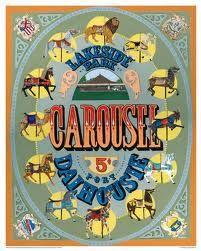 Lakeside Park Carousel, Port Dalhousie, Ontario