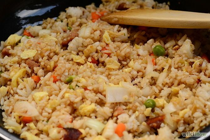 How to Make Japanese Fried Rice: 11 Steps - wikiHow