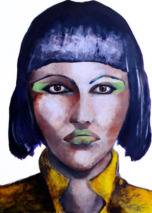 Catawiki, pagina di aste on line  Chiara Luna Colombaro - Dunes