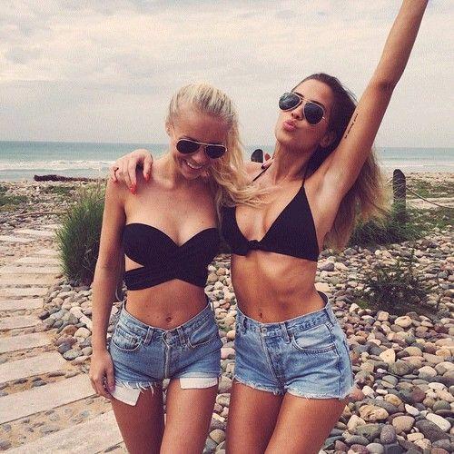 summer is better with your bestie