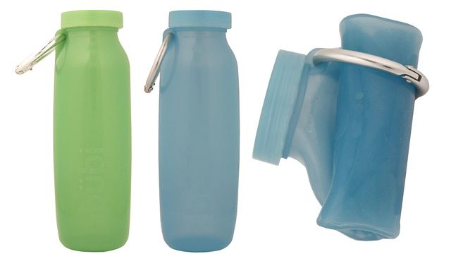 Roll-Up Bottle Is Big When You Need it, Small When You Don't - Gizmodo